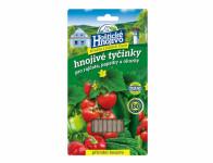 Hnojivo Hoštická tyčinkové na paradajky, papriky a uhorky 20ks
