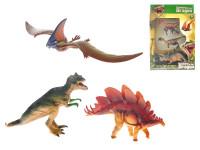 Dinosaurus 3 ks 15-22 cm - mix variantov či farieb