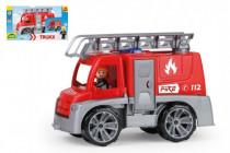 LENA TRUXX hasiči, okrasný kartón