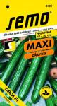 Semo Uhorka šalátová do skleníku - Orca F1 veľmi dl 10s - séria Maxi