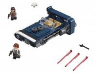 Lego Star Wars 75209 Han Solův pozemné speeder