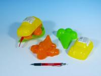 Formičky Bábovky plast 15x10cm