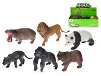 Zvieratká safari 8-10 cm - mix variantov či farieb