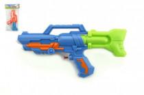 Vodné pištole plast 32cm - mix farieb