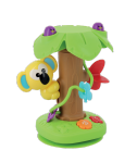 Zvuková koala na strome s prísavkou na stôl