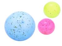 Lopta 14 cm - mix farieb