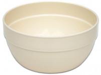 miska polievková 13cm plastová - mix farieb - VÝPREDAJ
