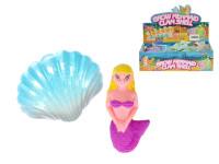 Morská panna rastúce z mušle - mix variantov či farieb