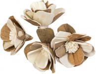 Dekorace - Sola Fancy Flower 6 cm - 4 ks