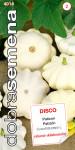 Dobrá semena Patizon bílý - Disko 1,5g