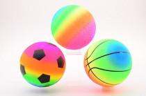 Duhový míč 35 cm