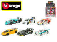 Bburago 1:43 RACE - mix variantov či farieb