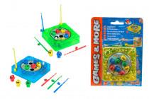 Magnetické rybičky - mix variantov či farieb