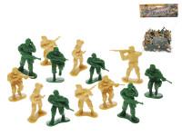 Sada vojáci 40 ks
