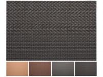 prestieranie plastové, ZIGZAG 45x30cm 4 farby - mix variantov či farieb