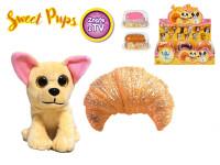 Sweet Pups šteniatko plyšové 13 cm voňajúce - mix variantov či farieb