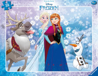 Disney Ledové království 30-48 dílků