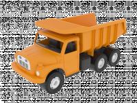 Auto Tatra 148 plast 30cm oranžová sklápač