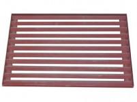 rohož kovová nášľapná 30x45cm (malá)