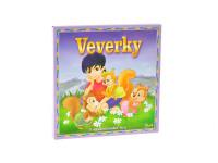Súbor troch hier Veveričky