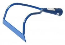 Okopávačka dvojitá 18 cm - modrá