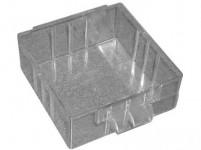 krabička strednej ND 6232 14x14x6cm plastová