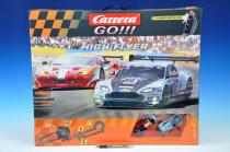 Autodráha Carrera GO!!! High Flyer 7,4m v krabici 60x50cm