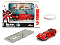 Transformers Mission Racer Sideswipe