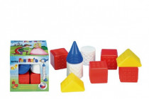 Kocky kubus Fantázia plast 6m +