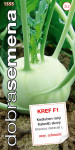 Dobrá semená Kaleráb biely - Kref F1 raný 40s - VÝPREDAJ