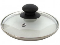 pokrievka sklo 30cm s hmatníkom