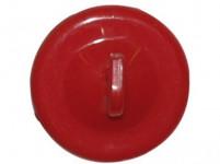 háčik samolepiaci STANDARD guľatý malý plastový (50ks) - mix farieb