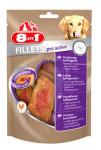 Delicacy 8in1 Fillets for active S 80g - VÝPREDAJ