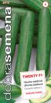 Dobrá semená Uhorka šalátová do skleníka - Twenty F1 kr 10s