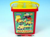 Stavebnica Cheva 2 Basic plast