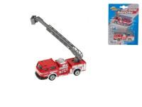 Auto hasiči kov/plast 7cm