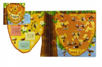 Knížka Co se děje ve včelím úlu
