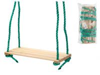 Houpačka dřevěné prkénko 40x15,5 cm max. nosnost 60 kg