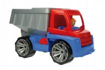Auto Truxx s figúrkou sklápač plast 27cm 24m +