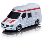 Robocarz 2v1 (Ambulance) - 11,5 cm