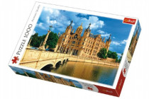 Puzzle Zámok Schwerin 1000 dielikov