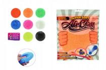 Magická hmota plastelína plastelína 50g guličkové plast mix farieb v sáčku - mix variantov či farieb