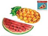 Lehátko nafukovací ovoce 174x89-96 cm max.90 kg - mix variant či barev