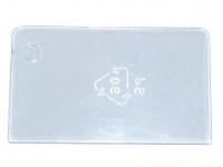 prepážka do šuplíkov veľká ND 6242 plastová (5ks)