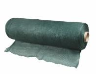 Stínovka PE zelená s oky 45% 1x100m