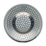 lapač nečistôt pr.7cm nerez (jemný filter)