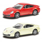 Kovový model auta Porsche 911 Turbo 8 cm