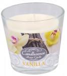 Sviečka sklo - aróma vanilka 160 g - 4 ks