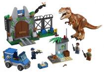Lego Jurassic World 10758 Útek T. rexa