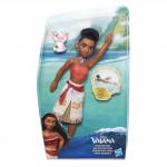Disney Princess Vaiana Fashion Doll s akčními doplňky